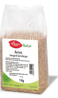 Arroz Integral semilargo kg