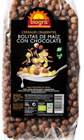 Bolitas Chocolate