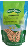 Garbanzos Bio