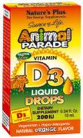 Animal Parade Vitamina D3 Gotas
